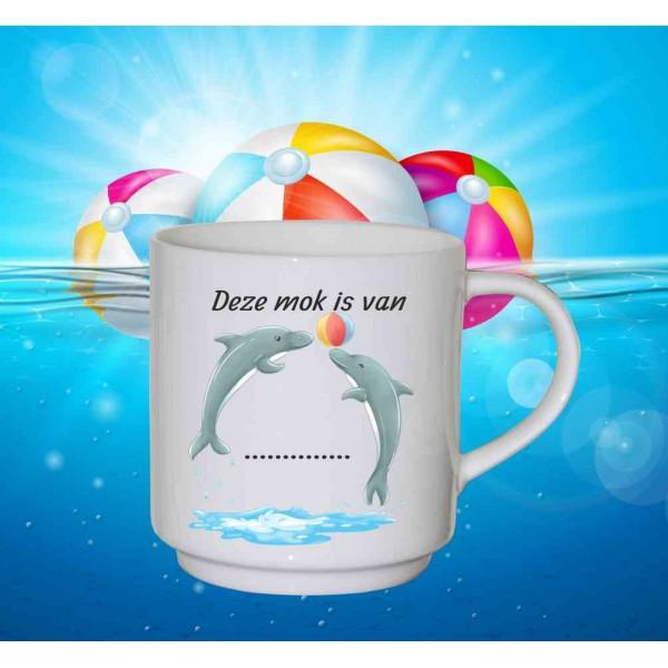 Mok  Dolfijnen